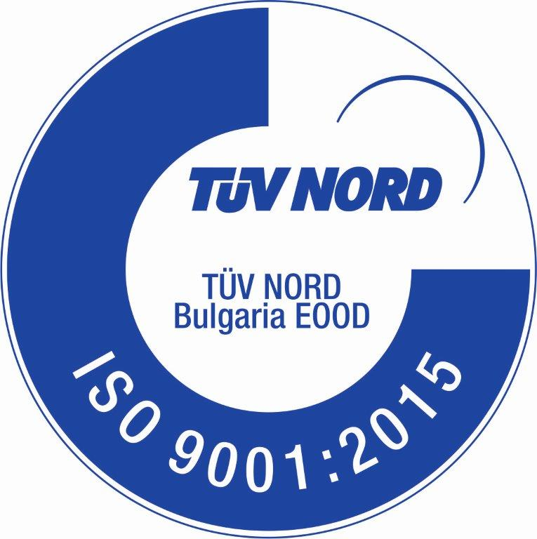 TUV NORD ISO-9001-2015